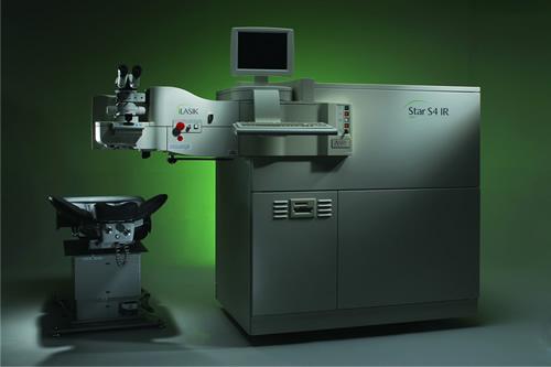 Excimer Laser VISX STAR S4 IR