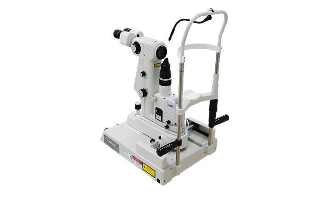 Fotocoagulação com laser de luz amarela